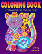 Coloring Book for Tweens or the Young at Heart av Jenny Pearson (Heftet)