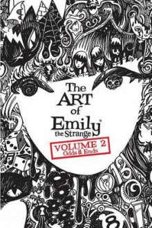 The Art of Emily the Strange av Rob Reger (Heftet)
