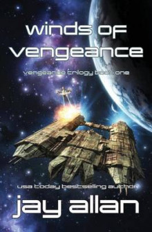 Winds of Vengeance av Jay Allan (Heftet)