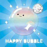 Omslag - Happy Bubble