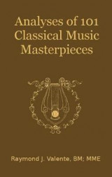 Omslag - Analyses of 101 Classical Music Masterpieces