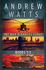 Omslag - The War Planners Series