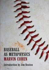Omslag - Baseball as Metaphysics