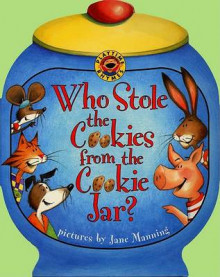 Who Stole the Cookies from the Cookie Jar? av Jane Manning (Innbundet)
