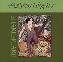 As You Like It av William Shakespeare (Lydbok-CD)