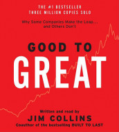 Good To Great av Jim Collins (Lydbok-CD)