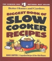 Biggest Book of Slow Cooker Recipes (Heftet)
