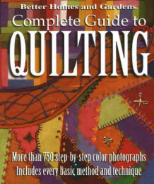Complete Guide to Quilting (Heftet)
