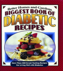 Biggest Book of Diabetic Recipes av Tricia Laning (Heftet)