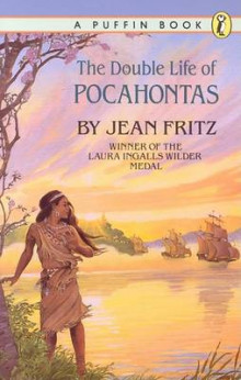 The Double Life of Pocahontas av Jean Fritz (Heftet)