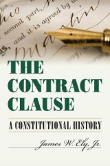 Omslag - The Contract Clause