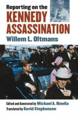 Omslag - Reporting on the Kennedy Assassination