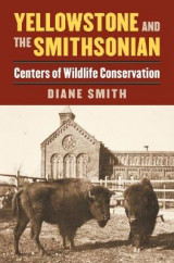 Omslag - Yellowstone and the Smithsonian