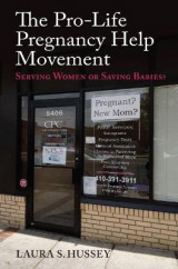 Omslag - The Pro-Life Pregnancy Help Movement