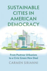 Omslag - Sustainable Cities in American Democracy