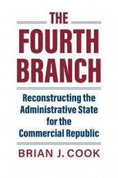 The Fourth Branch av Brian J. Cook (Innbundet)