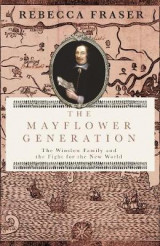 Omslag - The Mayflower Generation