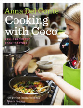 Cooking with Coco av Anna Del Conte (Innbundet)