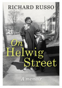 On Helwig Street av Richard Russo (Innbundet)