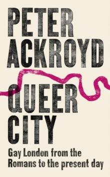 Queer city av Peter Ackroyd (Heftet)