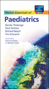 Pocket Essentials of Paediatrics av Richard Beach, Paul Holmes, Lisa Jackson, Tim Kinnaird og Nandu Thalange (Heftet)