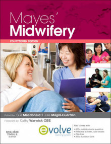 Mayes' Midwifery: A Textbook for Midwives av Macdonald (Heftet)