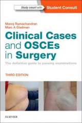 Omslag - Clinical Cases and Osces in Surgery