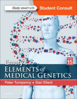 Omslag - Emery's Elements of Medical Genetics