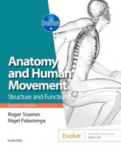 Anatomy and Human Movement av Nigel Palastanga og Roger W. Soames (Heftet)