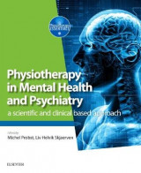 Omslag - Physiotherapy in Mental Health and Psychiatry