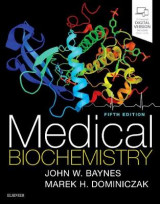 Omslag - Medical Biochemistry