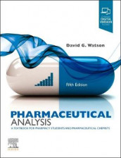 Pharmaceutical Analysis av David G. Watson (Heftet)