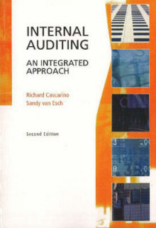Internal Auditing av Richard E. Cascarino og Sandy van Esch (Heftet)