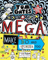 Omslag - Mega make and do and stories too!