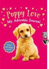 Omslag - Puppy Love: My Adorable Journal