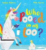 Omslag - Who Pooed in my Loo? (PB)