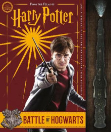The Battle of Hogwarts and the Magic Used to Defend It (Harry Potter) av Scholastic, Daphne Pendergrass og Cala Spinner (Innbundet)