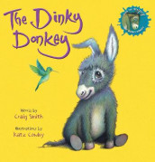 The Dinky Donkey (BB) av Craig Smith (Kartonert)