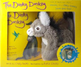 Omslag - The Dinky Donkey Book and Toy
