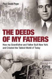 The Deeds of My Fathers av Paul David Pope (Innbundet)