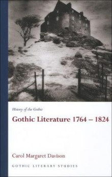 History of the Gothic: Part 1 av Carol Margaret Davison (Innbundet)
