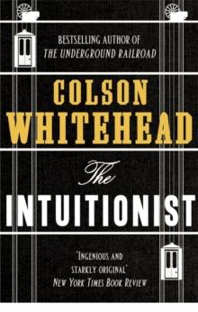 The intuitionist av Colson Whitehead (Heftet)
