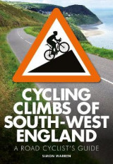 Omslag - Cycling Climbs of South-West England