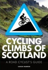 Omslag - Cycling Climbs of Scotland
