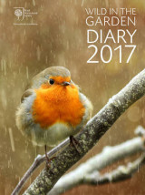 Omslag - RHS Wild in the Garden Diary 2017