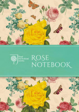 Omslag - RHS Rose Notebook