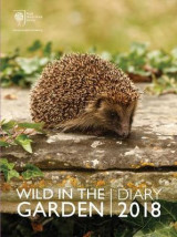 Omslag - Royal Horticultural Society Wild in the Garden Diary 2018