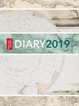 Omslag - British Library Pocket Diary 2019