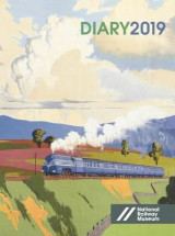 Omslag - National Railway Museum Desk Diary 2019
