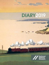 Omslag - National Railway Museum Pocket Diary 2019